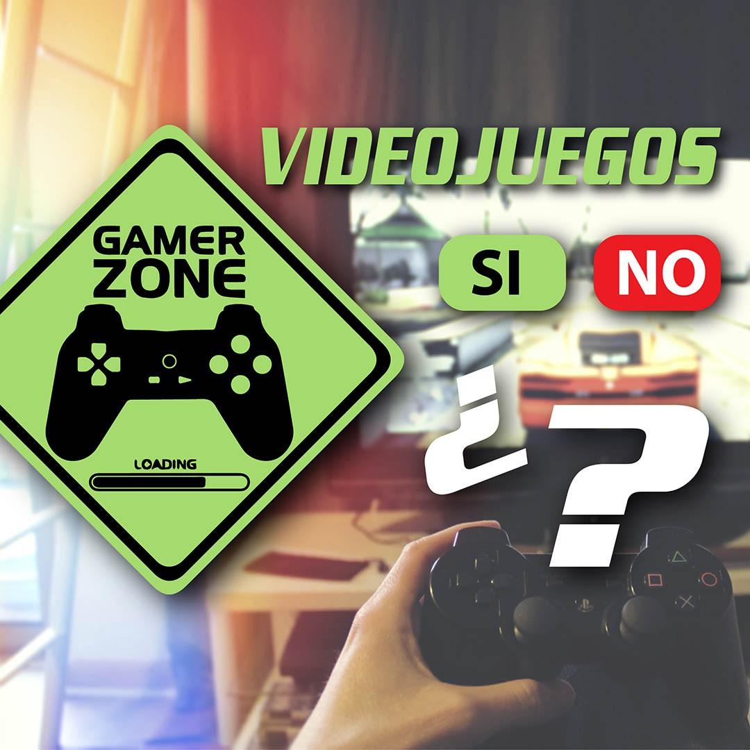 VIDEOJUEGOS SÍ… VIDEOJUEGOS NO…